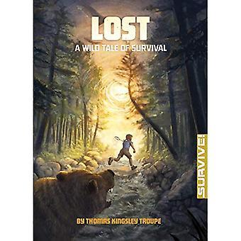 Lost: Un cuento salvaje de la supervivencia (sobrevivir).