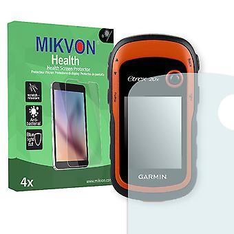 Garmin eTrex 20x Screen Protector - Mikvon Health (Retail Package with accessories)