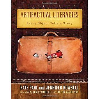 Artifactual Literacies: Every Object Tells a Story