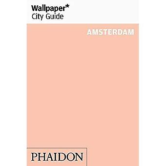 Wallpaper * City Guide Amsterdam (papier peint)