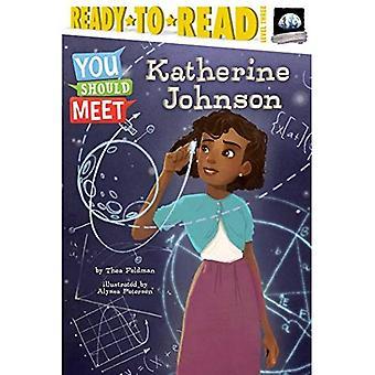 Katherine Johnson (Sie sollten treffen)
