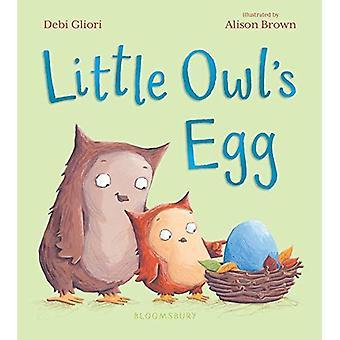 Little uglen Egg [brettet boken]