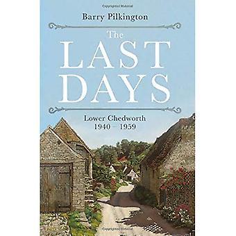 De senaste dagarna: Lägre Chedworth 1940-1959