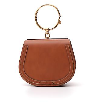 Chloé Brown Leather Handbag