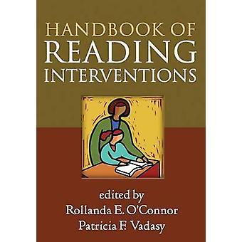 Handbook of Reading Interventions by Rollanda E. O'Connor - Patricia