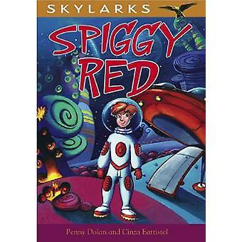Spiggy Red by Peny Dolan - Cinza Eattistel - 9781783220465 Book