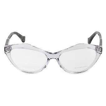 Balenciaga BA 5042 024 53 Geometric Cat Eye Eyeglasses Frames