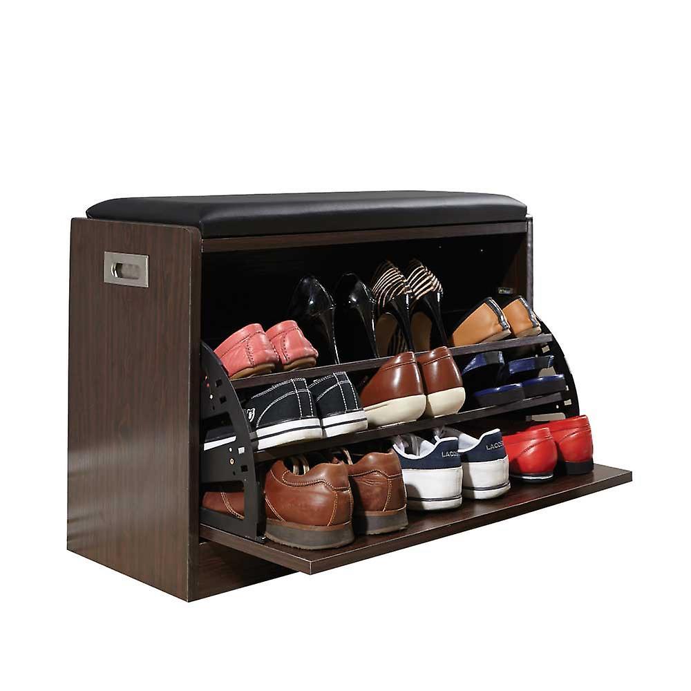 Deluxe Shoe Ottoman Bench