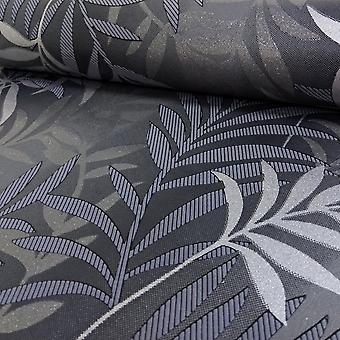 A.S. Creation AS Creation Palm Leaf Pattern Wallpaper Glitter Motif Modern Embossed Textured 324722