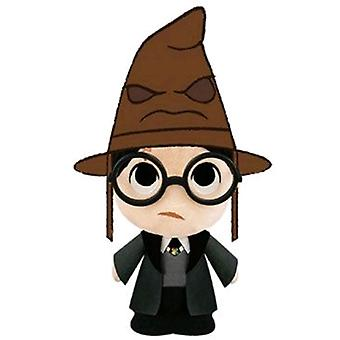 Harry Potter Harry with Sorting Hat SuperCute Plush