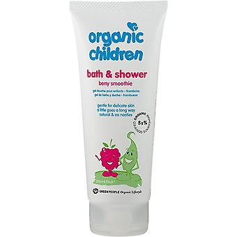 Green People Organic Children Bath & Shower Berry Smoothie
