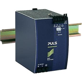 Rail mounted PSU (DIN) PULS DIMENSION QS20.481 48 Vdc 10 A 480 W 1 x