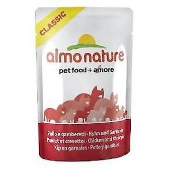 Almo nature Chicken And Prawns 55 gr (Cats , Cat Food , Wet Food)