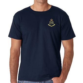 Military Provost Staff Corps MPSC Embroidered Logo - Official British Army Cotton T Shirt