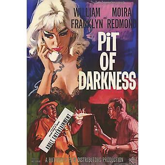 Pit of Darkness Movie Poster (11 x 17)