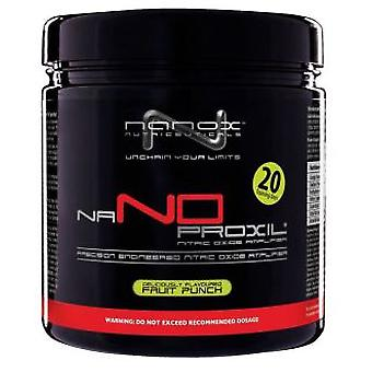 Nanox Nanoproxil 20 400 Gr Fruit Punch (Sport , Carbohydrates)
