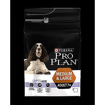 Pro Plan hund voksen Optiweight lys / steriliseret Chicken14kg