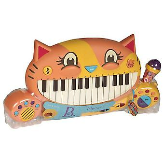 B. Electronic Keyboard Piano Meowsic (Toys , Educative And Creative , Music , Infants)