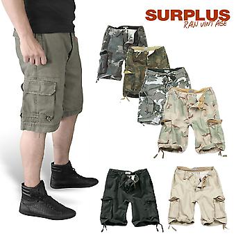 Surplus shorts vintage washed