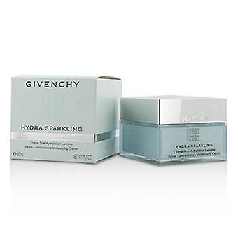 Givenchy Hydra Sparkling Velvet Luminescence Moisturizing Cream - Normal to Combination Skin - 50ml/1.7oz