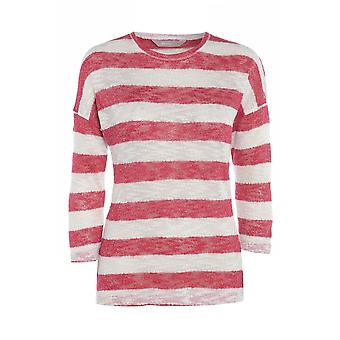 Ex A-Wear Stripe Long Sleeve Top