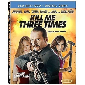 Kill Me Three Times [BLU-RAY] USA import