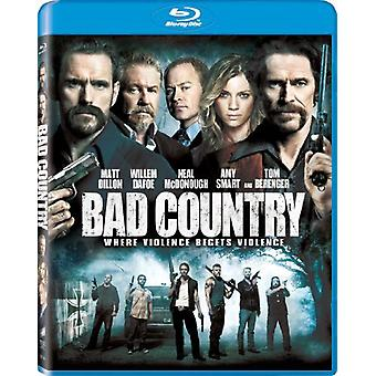 Bad Country [BLU-RAY] USA import