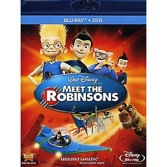 Triff die Robinsons - Triff die Robinsons [2 DVDs] [Blu-Ray/Dvd] [BLU-RAY] USA Import