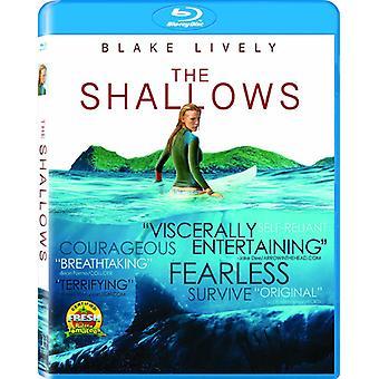 Shallows [Blu-ray] USA import