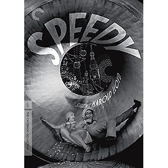 Speedy [DVD] USA import