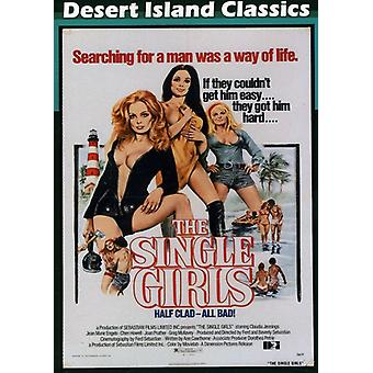 Single Girls (1974) [DVD] USA import