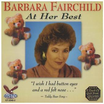 Barbara Fairchild - At Her Best [CD] USA import