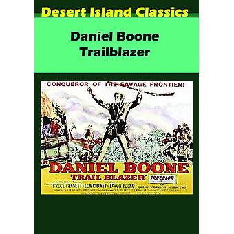 Daniel Boone Trailblazer [DVD] USA import
