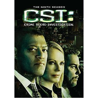CSI: Season 9 [DVD] USA import