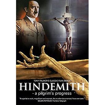 Hindemith-en Pilgrims fremskridt [DVD] USA import