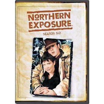 Northern Exposure - Northern Exposure: Season 6 [DVD] USA import