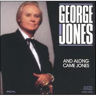 George Jones - og langs kom Jones [CD] USA import