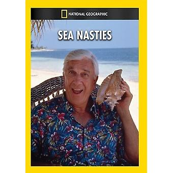 Sea Nasties [DVD] USA import
