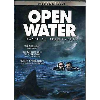 Importazione di acqua [DVD] Stati Uniti aperto