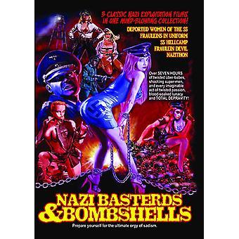 Nazi Basterds & Bombshells [DVD] USA import