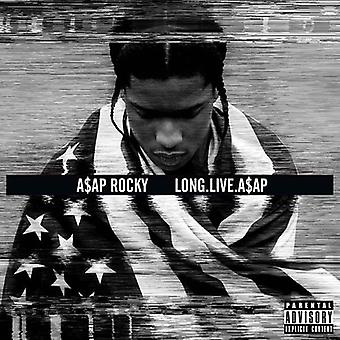 Asap Rocky - Long.Live.Asap [Vinyl] USA import