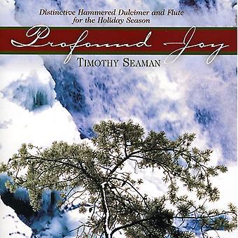 Timothy Seaman - diepe vreugde [CD] USA import