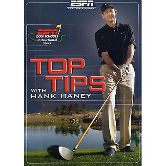 Top Tips [DVD] USA importerer