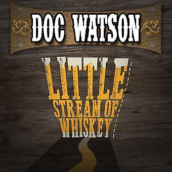 Doc Watson - lite strøm av Whiskey & andre favoritter [DVD] USA importere