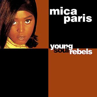Micah Paris - ung sjæl oprørerne [CD] USA import