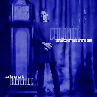 Colonel Abrams - About Romance [CD] USA import