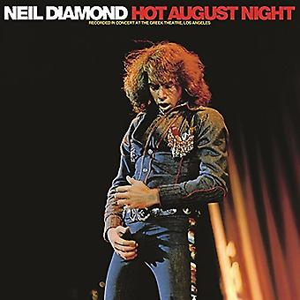 Neil Diamond - Hot August Night [Vinyl] USA import