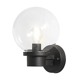 Konstsmide Nemi Up Light Matt Black