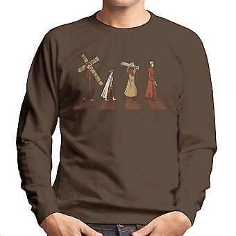 Stampede Road Trigun Men's Sweatshirt