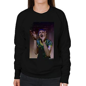 Kasabian Tom Meighan Live kvinders Sweatshirt